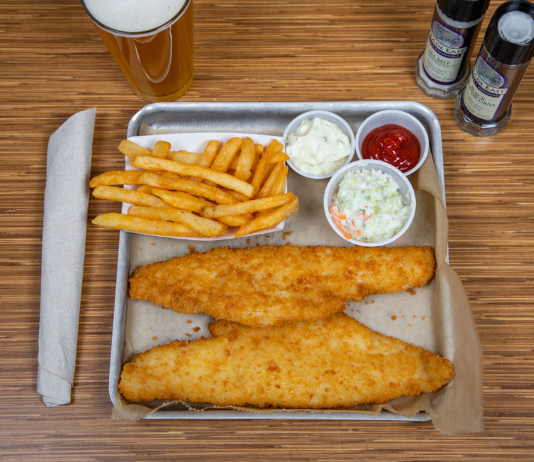 House Fish & Chips